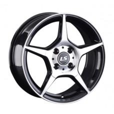 LS-Wheels 833 6,5х15 PCD:4x98  ET:32 DIA:58.6 цвет:BKF (черный)