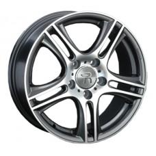 LS-Wheels 838 6,5х15 PCD:5x112  ET:45 DIA:57.1 цвет:GMF (темно-серый,полировка)