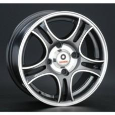 LS-Wheels 839 6,5х15 PCD:5x105  ET:39 DIA:56.6 цвет:GMF (темно-серый,полировка)