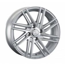 LS-Wheels 846 6,5х15 PCD:4x100  ET:40 DIA:73.1 цвет:SF (серебро,полировка)