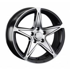 LS-Wheels 852 6,5х15 PCD:5x100  ET:38 DIA:57.1 цвет:GMF (темно-серый,полировка)