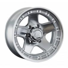 LS-Wheels 870 8,0х16 PCD:6x139,7  ET:-20 DIA:106.1 цвет:SF (серебро,полировка)