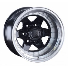 LS-Wheels 879 10,0х15 PCD:6x139,7  ET:-44 DIA:106.1 цвет:BKL