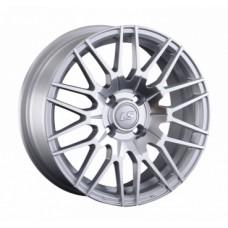 LS-Wheels 895 6,5х15 PCD:4x100  ET:38 DIA:73.1 цвет:SF (серебро,полировка)
