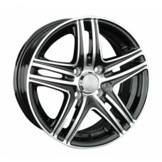 LS-Wheels 903 6,5х15 PCD:5x105  ET:39 DIA:56.6 цвет:BKF (черный)