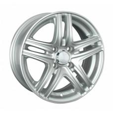 LS-Wheels 903 6,5х15 PCD:5x105  ET:39 DIA:56.6 цвет:SF (серебро,полировка)