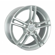 LS-Wheels 908 7,0х17 PCD:5x105  ET:42 DIA:56.6 цвет:S (серебро)