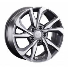 LS-Wheels 920 8,0х18 PCD:5x114,3  ET:40 DIA:73.1 цвет:GMF (темно-серый,полировка)