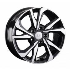 LS-Wheels 920 8,0х18 PCD:5x114,3  ET:40 DIA:73.1 цвет:BKF (черный)