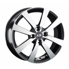LS-Wheels 948 6,0х16 PCD:4x100  ET:41 DIA:60.1 цвет:BKF (черный)