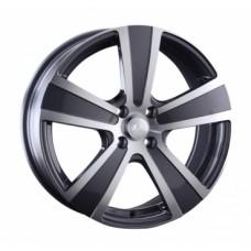 LS-Wheels 950 6,5х16 PCD:4x100  ET:49 DIA:54.1 цвет:GMF (темно-серый,полировка)