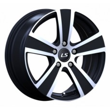 LS-Wheels 950 6,0х15 PCD:4x100  ET:48 DIA:54.1 цвет:BKF (черный)