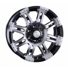 LS-Wheels 954 9,0х18 PCD:6x139,7  ET:25 DIA:106.1 цвет:BKF (черный)