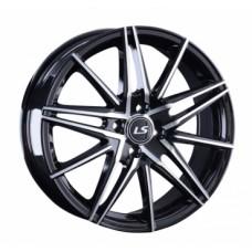 LS-Wheels 957 6,5х17 PCD:4x100  ET:42 DIA:60.1 цвет:BKF (черный)