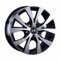 LS-Wheels 960 6,0х15 PCD:4x100  ET:45 DIA:60.1 цвет:BKF (черный)