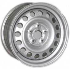 Mefro 99995-3101015-01-Renault-Logan 6,0х15 PCD:4x100  ET:40 DIA:60.1 цвет:сильвер