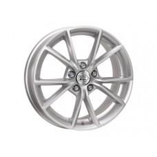 1000-Miglia MM035 7,5х17 PCD:5x112  ET:45 DIA:57.1 цвет:Silver Gloss