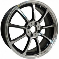 Mi-Tech-(MKW) Ecotex 7,0х17 PCD:5x114,3  ET:40 DIA:67.1 цвет:AMSS