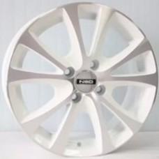 Tech-Line NEO-660 6,5х16 PCD:5x105  ET:39 DIA:56.6 цвет:WD (белые с проточкой)