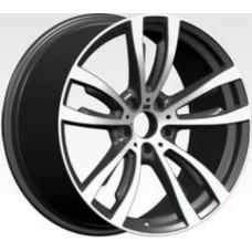 NW BMW-R1120 10,0х20 PCD:5x120  ET:40 DIA:74.1 цвет:MG