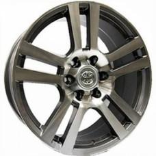 NW Toyota-R268 8,5х20 PCD:6x139,7  ET:25 DIA:106.1 цвет:MG