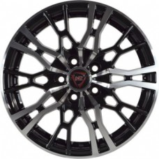 NZ SH658 6,5х16 PCD:5x112  ET:33 DIA:57.1 цвет:BKF (черный)