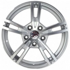 NZ SH672 6,5х16 PCD:5x112  ET:42 DIA:57.1 цвет:SF (серебро,полировка)