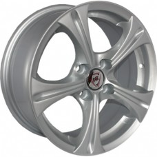 NZ SH275 6,5х15 PCD:4x98  ET:35 DIA:58.6 цвет:S (серебро)