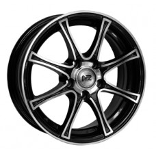 NZ SH607 5,5х14 PCD:4x98  ET:35 DIA:58.6 цвет:BKF (черный)