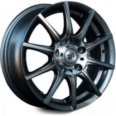 NZ SH625 6,0х14 PCD:4x100  ET:40 DIA:73.1 цвет:GMF (темно-серый,полировка)