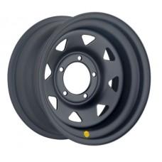 Off-Road-Wheels УАЗ 8,0х15 PCD:5x139,7  ET:-19 DIA:110.0 цвет:MB (матовый черный)