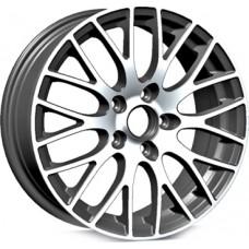 Прома GT 6,0х15 PCD:4x100  ET:36 DIA:60.1 цвет:Неро