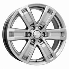 КиК R7-Рольф 7,0х16 PCD:6x127  ET:38 DIA:77.9 цвет:блэк платинум (темно-серебрист