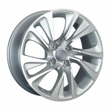 Replica-Top-Driver Ci29 7,0х17 PCD:4x108  ET:29 DIA:65.1 цвет:SF (серебро,полировка)