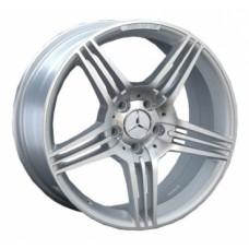 Replica-Top-Driver MB74 7,5х17 PCD:5x112  ET:47 DIA:66.6 цвет:SF (серебро,полировка)