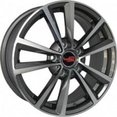 Replica-Top-Driver SK50 6,5х16 PCD:5x112  ET:50 DIA:57.1 цвет:GMF (темно-серый,полировка)