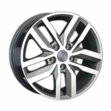 Replica-Top-Driver SK60 6,5х16 PCD:5x112  ET:50 DIA:57.1 цвет:GMF (темно-серый,полировка)