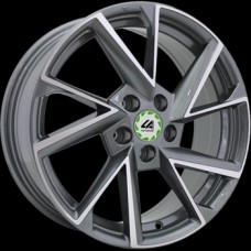 Replica-Top-Driver-SS SK9 6,5х16 PCD:5x112  ET:50 DIA:57.1 цвет:GMF (темно-серый,полировка)
