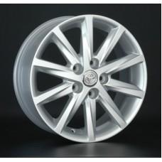Replica-Top-Driver TY132 6,5х16 PCD:5x114,3  ET:45 DIA:60.1 цвет:S (серебро)