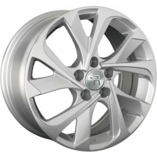 Replica-Top-Driver TY226 7,0х17 PCD:5x114,3  ET:45 DIA:60.1 цвет:SF (серебро,полировка)