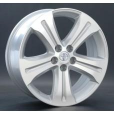 Replica-Top-Driver TY71 7,5х19 PCD:5x114,3  ET:30 DIA:60.1 цвет:SF (серебро,полировка)