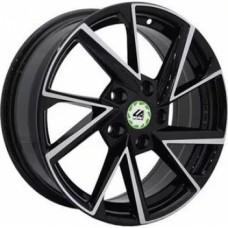 Replica-Top-Driver-SS VW12 6,5х16 PCD:5x112  ET:50 DIA:57.1 цвет:BKF (черный)