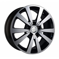 Replica-Top-Driver VW158 6,5х16 PCD:5x112  ET:50 DIA:57.1 цвет:BKF (черный)