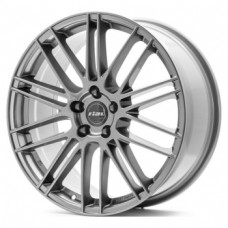 Rial Kibo 7,5х17 PCD:5x100  ET:45 DIA:57.1 цвет:metal grey