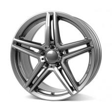 Rial M10 6,5х16 PCD:5x112  ET:38 DIA:66.5 цвет:metal grey