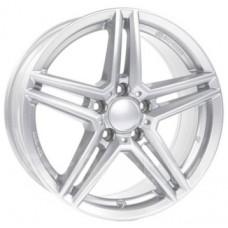Rial M10 7,0х16 PCD:5x112  ET:48 DIA:66.5 цвет:polar silver