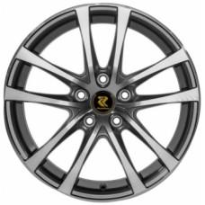 Replikey RK9551-Chevrolet 7,0х16 PCD:5x105  ET:39 DIA:56.6 цвет:GMF (темно-серый,полировка)