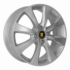 Replikey RK-L12F-Hyundai 6,0х15 PCD:4x100  ET:48 DIA:54.1 цвет:S (серебро)