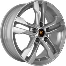 Replikey RK-L12G-Nissan 6,5х16 PCD:5x114,3  ET:40 DIA:66.1 цвет:S (серебро)