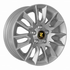 Replikey RK-L14A-Skoda 6,0х15 PCD:5x100  ET:43 DIA:57.1 цвет:S (серебро)